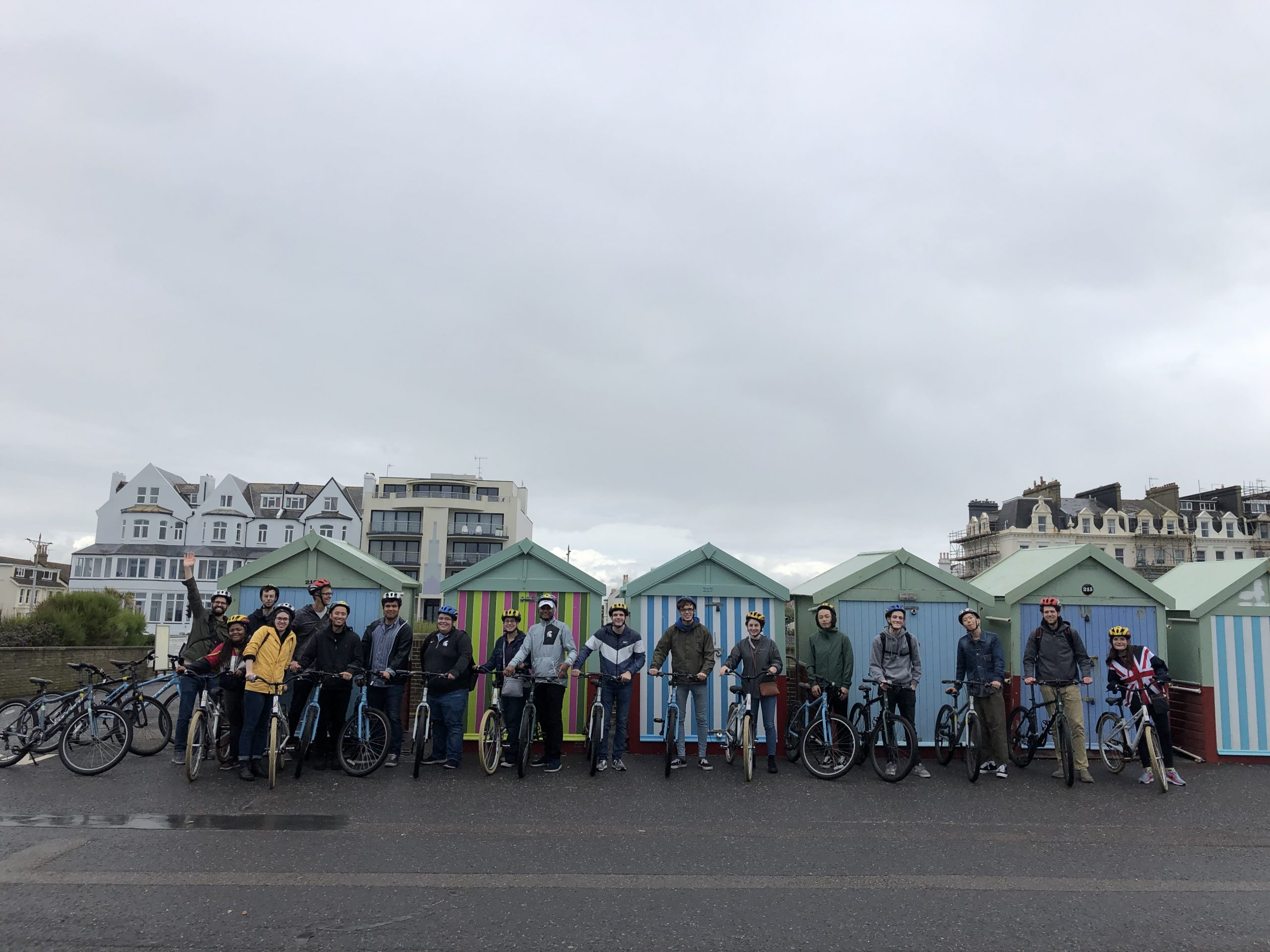 Brighton Bike Tour